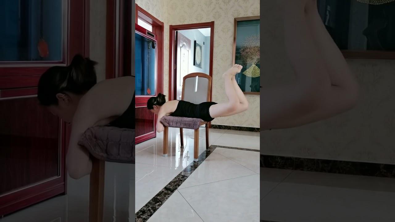 Yoga Hot Pose Flexibility Contortion Stretching