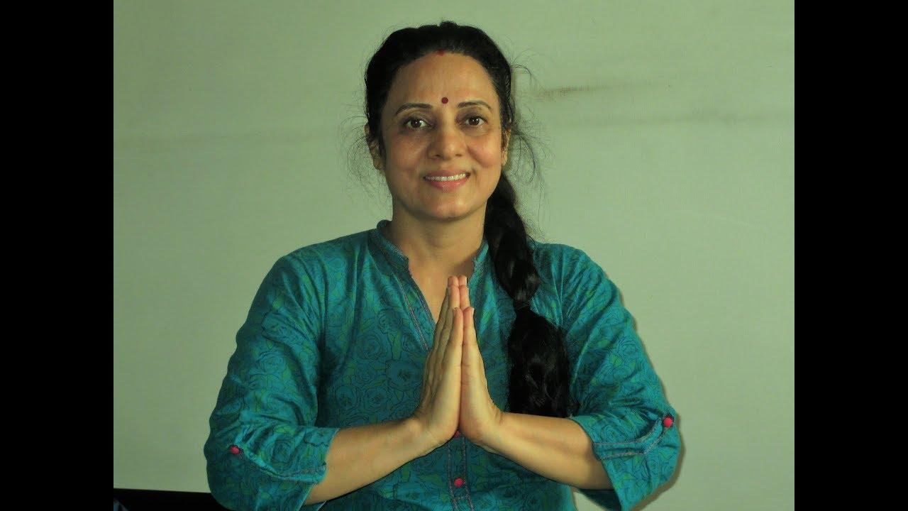 Yoga Asanas: Beginners Group – Sitting Posture