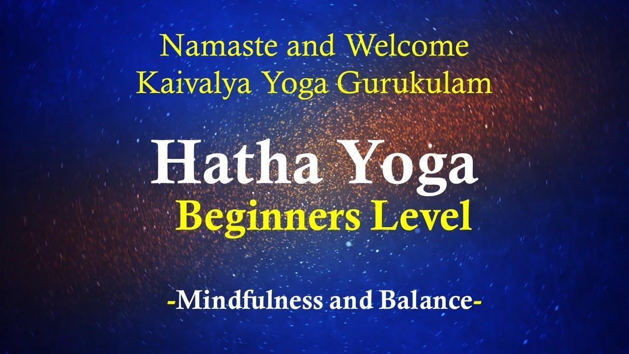 Day 54, June 30, 2021: KYG Yoga Beginners Class