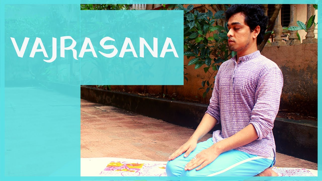 Vajrasana | Basic Sitting Position | YogaZone | Yoga for Beginners
