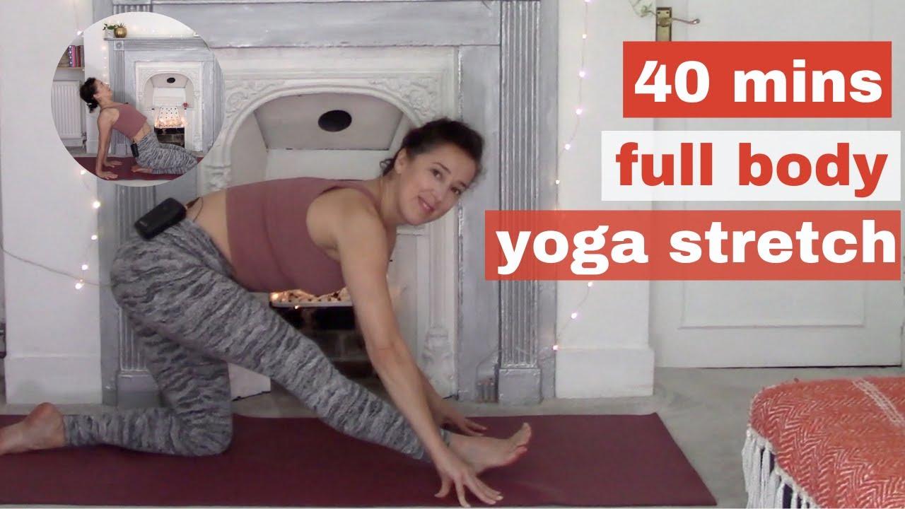 Yoga Stretch Full Body