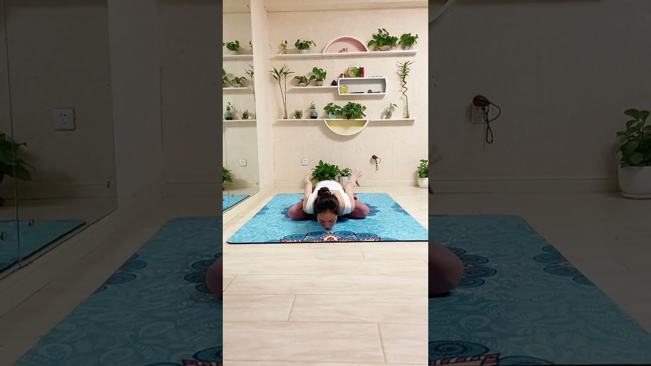 EASY Yoga Poses for Stretch and Flexibility #153
