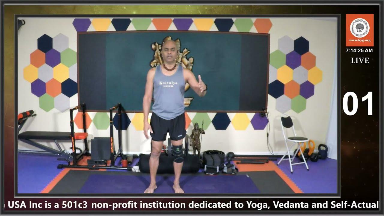 Day 22- KYG Yoga – Hanuman Yoga (Strength Training)